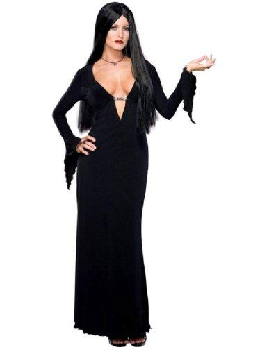 Morticia Addams Adult Costume - Small