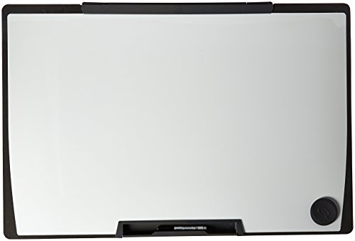 Quartet MMP75 Motion Portable Dry Erase Board, 36 x 24, White, Black Frame by Quartet
