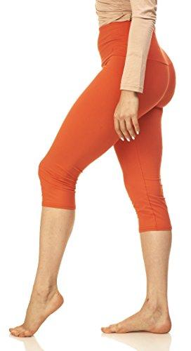 bright orange pants - 5