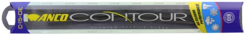 Anco - C-15-OE - Windshield Wiper Blade - Part#: C15OE