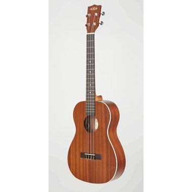 KALA Satin Mahogany KA-BE (Acoustic-Electric) Baritone Ukulele Satin, with...