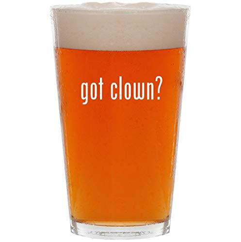 got clown? - 16oz All Purpose Pint Beer ()