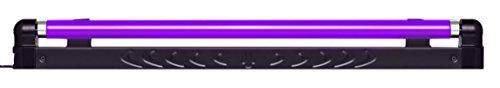- MARQ BL-24P Lightweight & Durable Plastic Fluorescent Backlight UV Fixture, 24