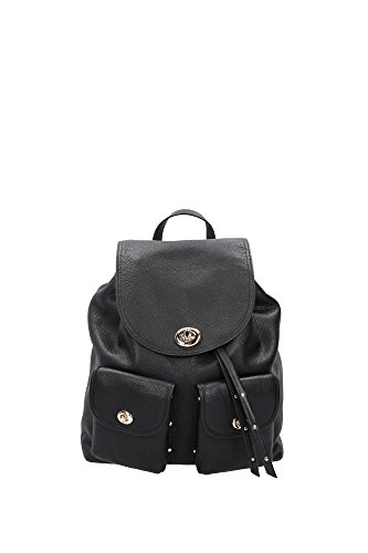 35303LIBLK Coach Bags Backpack Women Leather Black