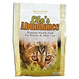 Life's Abundance Premium Health Food for Cats – 16.5 lb Bag, My Pet Supplies