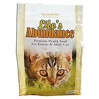 Life's Abundance Premium Health Food for Cats – 6.6lb Bag, My Pet Supplies