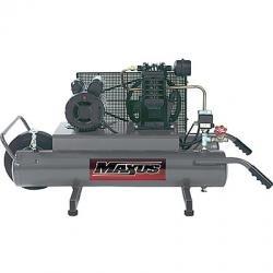 portable air compressor oiled - 7