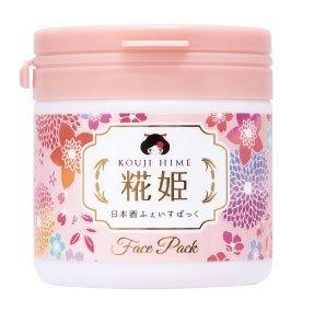 Kouji Hime Face pack 150g [Japan import]