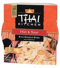 Thai Kitchen Rice Noodle Soup Bowl Hot & Sour