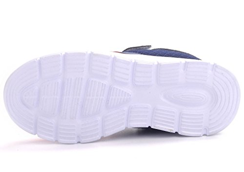 Pictures of DADAWEN Boys & Girls Lightweight Sneakers Breathable Athletic 4