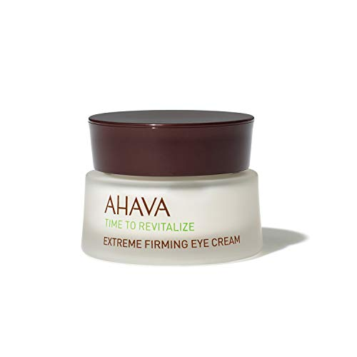 - AHAVA Dead Sea Firming Eye Cream, Time to Revitalize .5 Fl Oz
