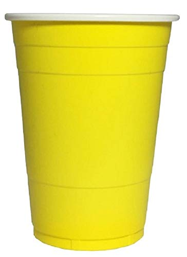 (Goodtimes Big Party Pack 50 Count Disposable Plastic Cups, 16-Ounce)