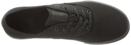Classic Black Shoe Canvas Black Black Women's Fila w6c7HH