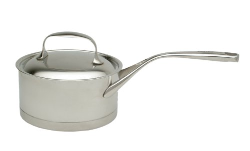 Demeyere Atlantis 1.1 Quart Saucepan with Lid