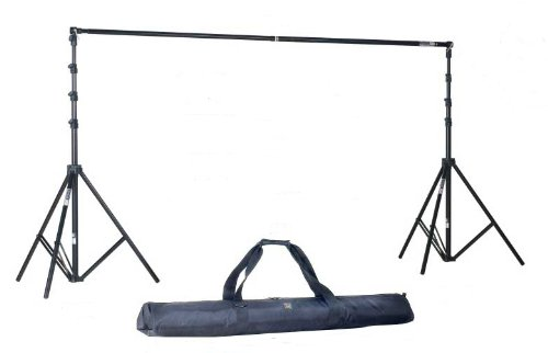 Giottos LCB01 Background Support Stands (Black) by Giotto's