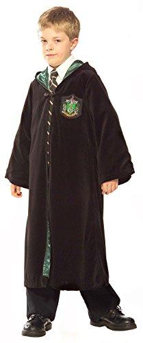 Slytherin Costume Male (Premium Slytherin Robe Costume - Medium)
