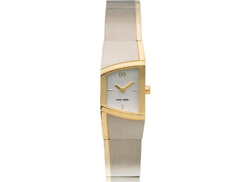Danish Design IV65Q838 Two Tone Titanium Women's Watch