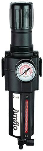 Plews & Edelmann Amflo 4341 ' Standard Series' Air Filter/Regulator Combo with Metal Bowl-3/4-14 NPT Inlet/Outlet
