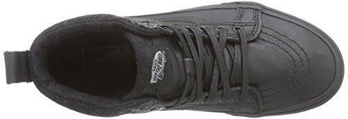 Black Black Vans Leather Shoes Leather Shoes Black Vans Leather Shoes Vans Vans 0w0Af