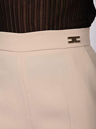 Pantalon Franchi Elisabetta Femme Polyester Pa12281e2135 Blanc w1xFqAx