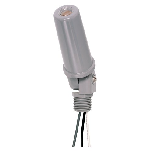 Intermatic K4251 120-Volt Thermal Photocontrols with Stem...