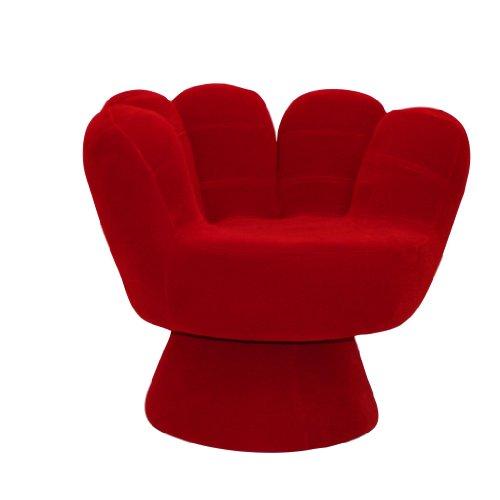 lumisource-mitt-chair-red