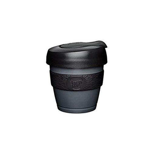 (KeepCup Original Plastic Reusable Coffee Cup Mini (4oz - 6 oz),)