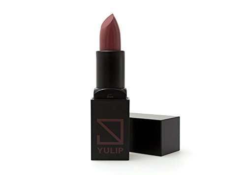 BRICK RED COLOR NATURAL LIPSTICK:#MLBB color Non-Toxic, Cruelty-free, gluten-free, paraben & lead free,fragrance-free, Korean beauty makeup by YULIP Gift from Nature LIPSTICK ANGRY ROSE…