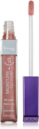 Rimmel Moisture Renew Cream Lipgloss Mauve Renew