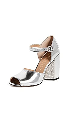 Marc Jacobs Womens Kasia Strass Sandal