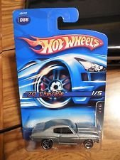 Hot Wheels Collectible Diecast Car: Motown Metal 1 of 5 '70 Chevelle 86