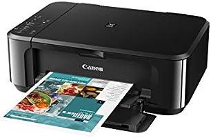 Impresora Multifuncional Canon PIXMA MG3650S Negra Wifi de ...
