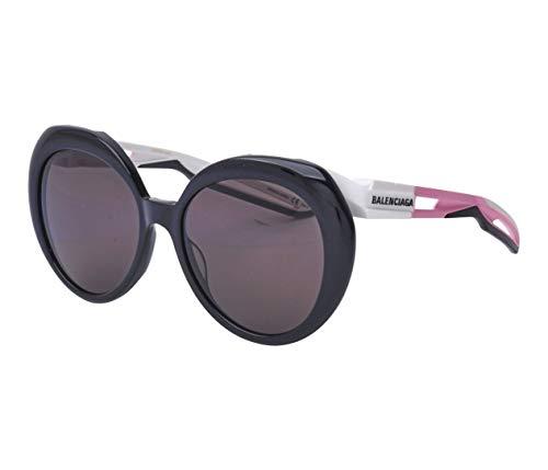 Sunglasses Balenciaga BB 0024 S- 007 Black/Grey Pink