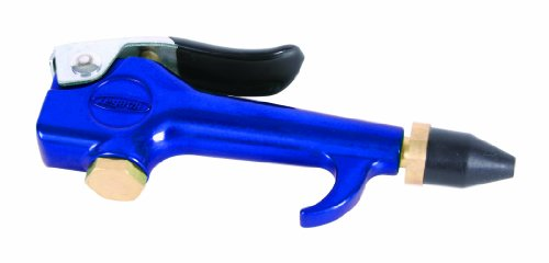 Legacy Blow Gun with Rubber Tip, Anodized, Blue - AG7C