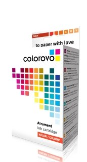 Colorovo Ink cartridge COLOROVO 804-Y | Yellow | 12 ml | Epson T0804