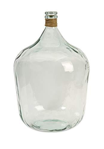 IMAX 84507 Boccioni Recycled Glass Jug, Large ()