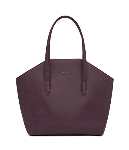 Matt & Nat Baxter Handbag, Dwell Collection, Fig (Purple)