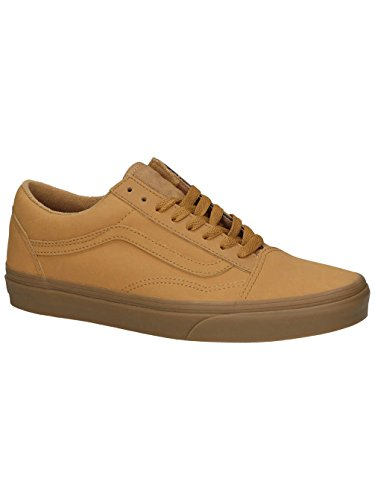 Skool Vansbuck Mono Gum Light Unisex Old Vans Adulto U Zapatillas xYPnEF