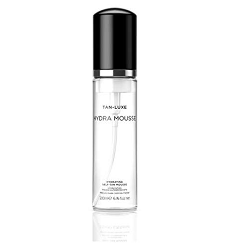 Tan-Luxe Hydra Mousse hydrating self-tan mousse, medium/dark 200ml