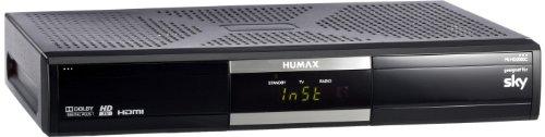 Humax PR HD 2000 C digitaler Kabelreceiver, schwarz. - Nicht für KabelBW (Baden-Württemberg) geeignet!