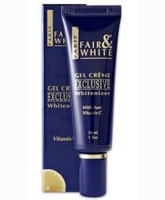 [Fair & White Exclusive Whitenizer Gel Cream Vitamin C] (Exclusive Whitenizer Gel)