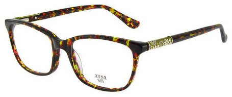 Frauen Brille Anna Sui AS658