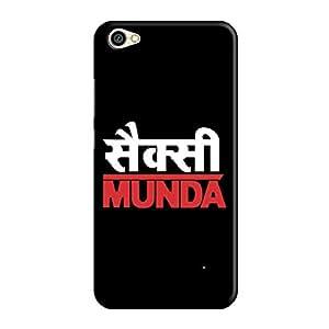 Cover It Up - Sexy Munda Redmi Y1 Lite Hard Case