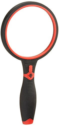 - Performance Tool W15036 LED  Magnifying Glass (4x Magnifying Power)