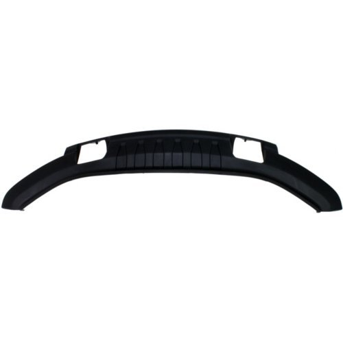 Garage-Pro Valance for FORD F-150 09-14 FRONT Panel Textured w/Fog Light Holes 4WD