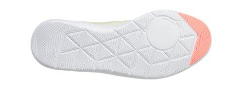 Stone Fitnessschuhe Chalk Sour Schwarz Studio White Damen Weiß Reebok Basics Weiß Sand Melon AtzTw6