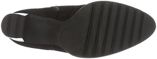 SPECKLE Negro Casa Estar Peter Schwarz Kaiser 593 para por SUEDE de Mujer SCHWARZ Zapatillas Edin 1zTz4q