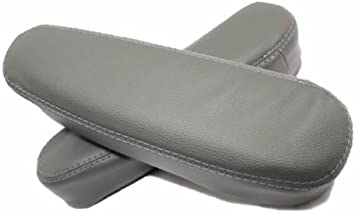 Fabric Gray Seat Armrest Protection Covers Fits 05-13 Nissan Armada