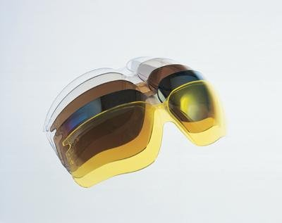 Honeywell Clear, Uvextreme Replacement Lens, Anti-Fog ()