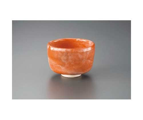 Made by Shoraku Red Easy 11.5 cm Match Bowl Pottery Ware by